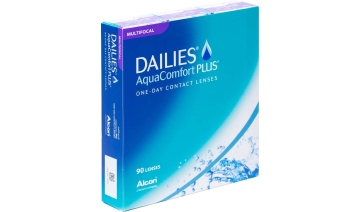 Lentillas Dailies Aquacomfort Plus Multifocal 90 unidades Òptica Activa