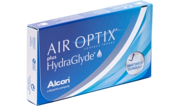 Lentillas Air Optix Plus HydraGlyde 3 unidades Òptica Activa