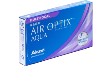 Lentillas Air Optix Aqua multifocal 3 unidades Òptica Activa