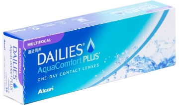 Lentillas Dailies Aquacomfort Plus Multifocal Òptica Activa