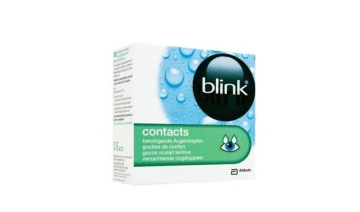 Llàgrimes Artificials Blink Contacts monodosis Òptica Activa