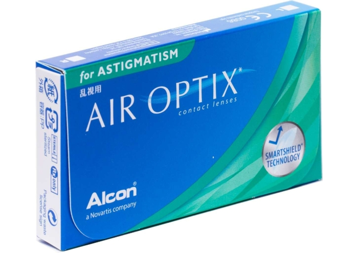 Lentillas Air Optix for Astigmatism 6 unidades Òptica Activa