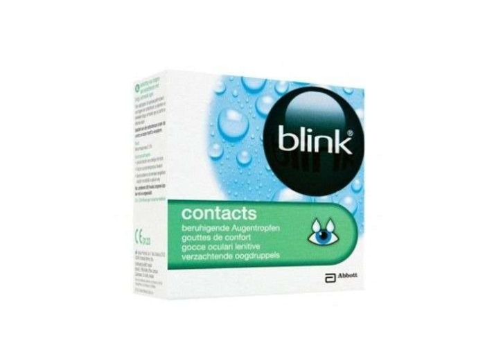 Lágrimas Artificiales Blink Contacts monodosis Òptica Activa